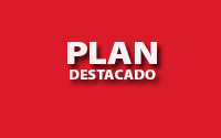 Plan Destacado $300 x mes